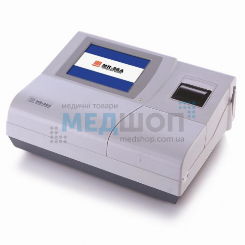 Полуавтоматический иммуноферментный анализатор Mindray MR-96A | Оборудование для иммуноферментного анализа