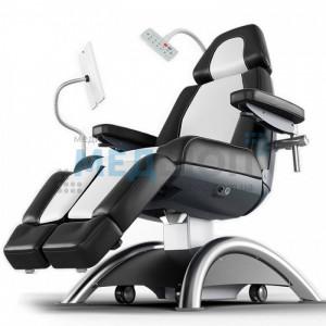 Кресло-кушетка для инфузионной терапии, диализа, химиотерапии и обследования Capre RC