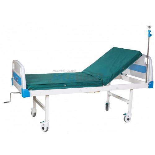 Купить Кровать медицинская А-26 (2-секционная, механическая) - широкий ассортимент в категории Медицинские кровати