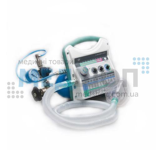 Аппарат ИВЛ (искусственной вентиляции легких) портативный А-ИВЛ/ВВЛ-«ТМТ» | Аппараты искусственной вентиляции легких