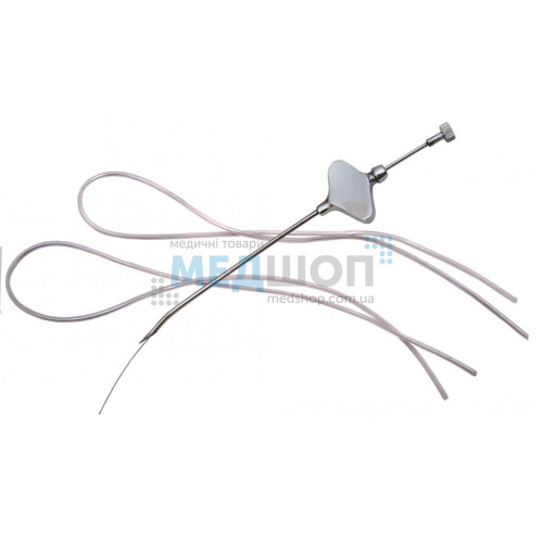 Игла для пункции и дренирования гайморовой пазухи - Медицинский инструмент