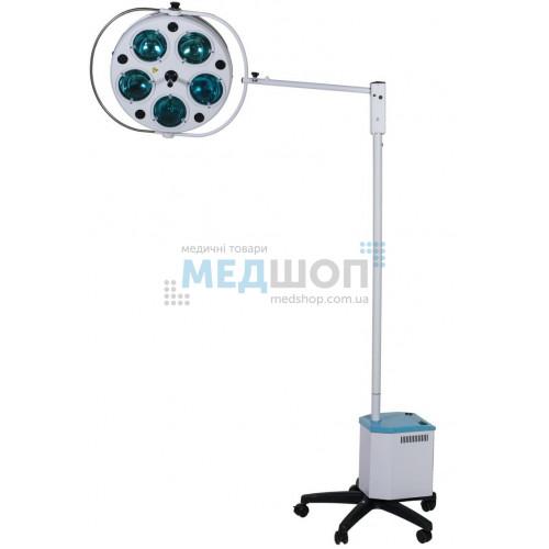 Светильник операционный (хирургический) L735Е передвижной | Светильники передвижные