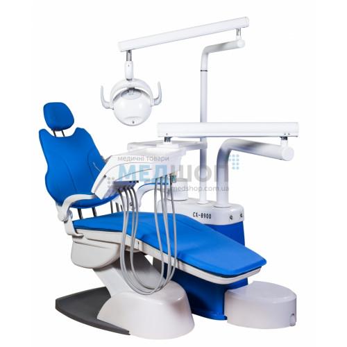 Стоматологическая установка с нижней подачей CX-8900 | Стоматологические установки