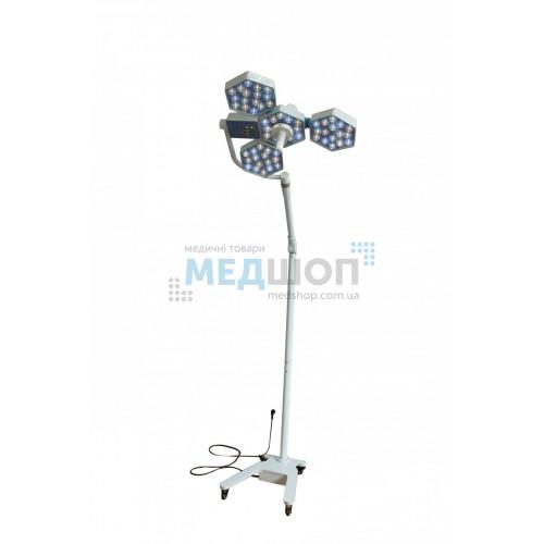 Светильник хирургический операционный DL-LED04M  | Светильники передвижные