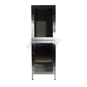 Шкаф медицинский DMC-1-NATA-SL одностворчатый