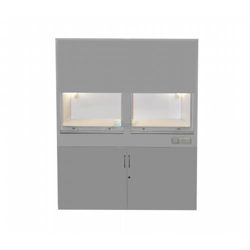 Шкаф вытяжной лабораторный ШВ-2 | Шкафы