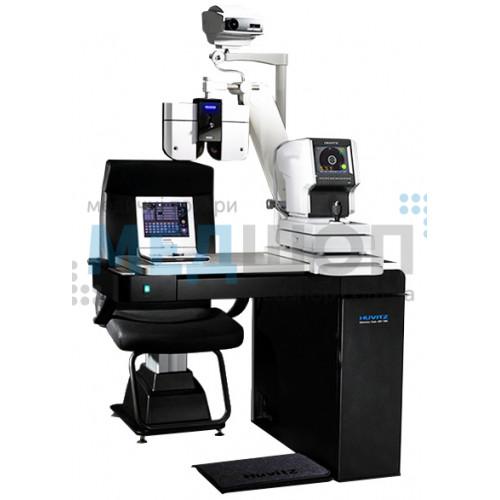 Рабочее место офтальмолога HRT-7000 HUVITZ | Рабочие места офтальмолога