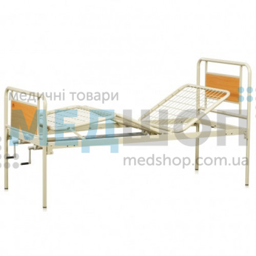 Купить Кровать функциональная трехсекционная OSD-94V - широкий ассортимент в категории Медицинские кровати