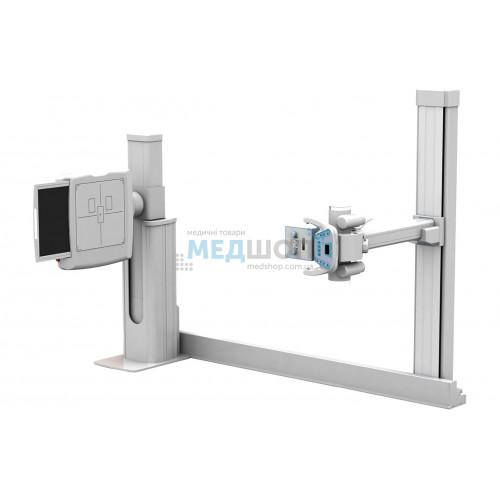 Цифровая рентген система на 2 рабочих места с плоскопанельным детектором Jumong E | Стационарные рентгенсистемы
