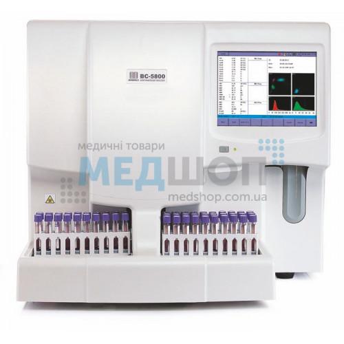 Автоматический гематологический анализатор Mindray BC-5800 | Гематологические анализаторы