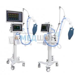 Аппарат ИВЛ (искусственной вентиляции легких) ЮВЕНТ-А, ЮТАС