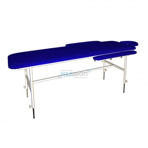 Стол массажный односекционный М-1 | Столы медицинские