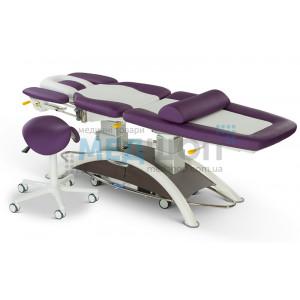 Массажные столы Capre 120E и 125E Lojer