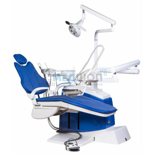 Стоматологическая установка с нижней подачей DTC-329 | Стоматологические установки
