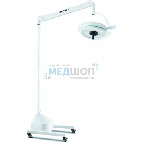 Светильник операционный хирургический KD-2036D-3 | Светильники передвижные