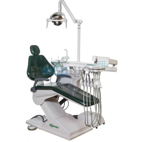 Стоматологическая установка DTC-325 с нижней подачей | Стоматологические установки