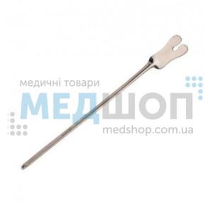 Зонд направляющий для ректального осмотра, гибкий, длина 15 см
