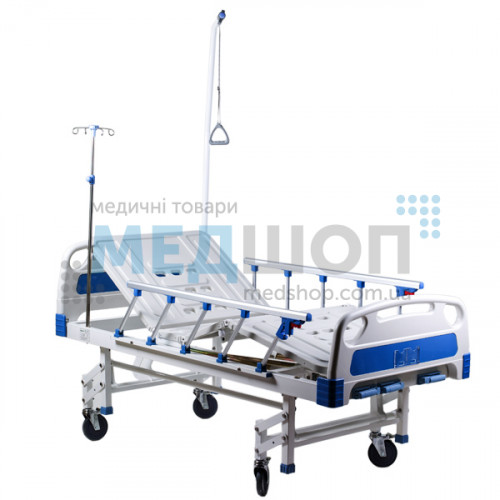 Купить Кровать механическая четырехсекционная HBM-2M - широкий ассортимент в категории Медицинские кровати