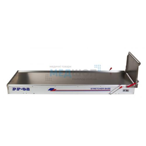 Загрузочное устройство ПЗ-02 | Тележки медицинские