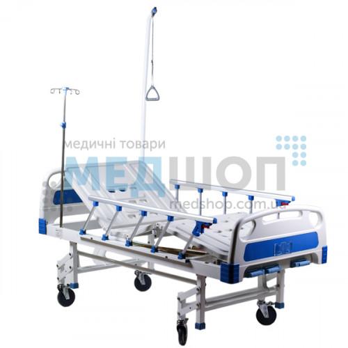 Купить Кровать механическая четырехсекционная HBM-2SM - широкий ассортимент в категории Медицинские кровати