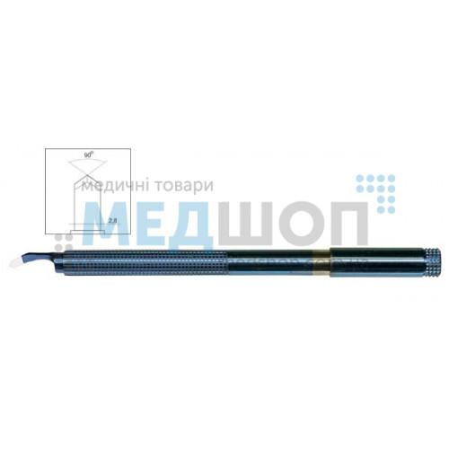 Купить TDK103 Алмазный нож для ФАКО - широкий ассортимент в категории Хирургический инструмент для офтальмолога