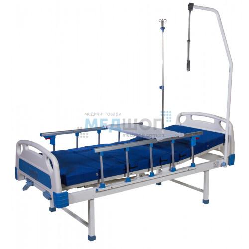 Купить Кровать механическая четырехсекционная HBM-2S - широкий ассортимент в категории Медицинские кровати