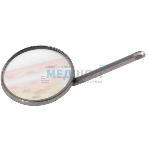 Купить Зеркало стоматологическое, без увеличения, 22 мм - широкий ассортимент в категории Зеркала