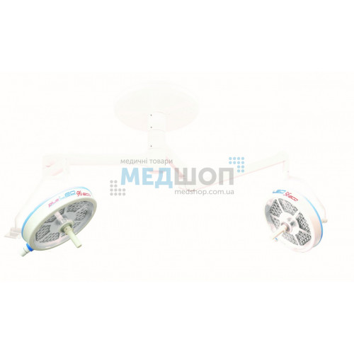 Светильник операционный Klaromed plusLED 96/96 ECO | Светильники потолочные