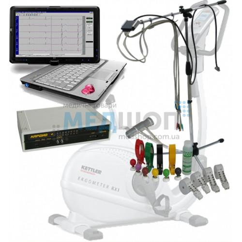 Автоматизированый диагностический комплекс Кардио + | Электрокардиографы