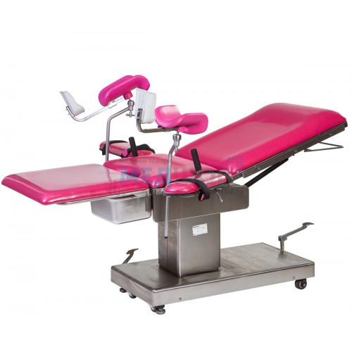 Стол операционный МТ400В акушерский, механико-гидравлический | Столы акушерские
