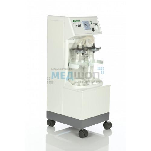 Отсасыватель медицинский 7А-23В электрический 40 литров | Отсасыватели хирургические