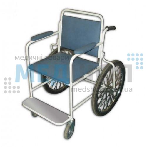 Кресло-каталка КВК-1 для транспортировки пациента | Кресла медицинские
