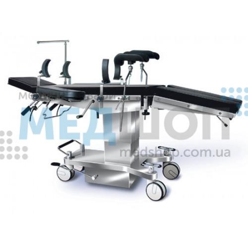 Стол операционный 3006 механический с гидравлическим приводом, передвижной | Столы операционные