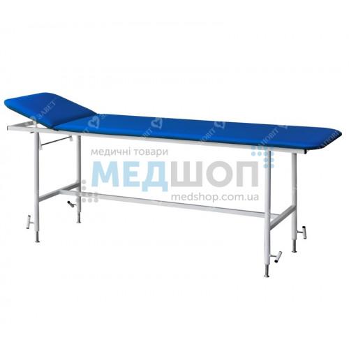 Кушетка массажная КМ | Столы медицинские