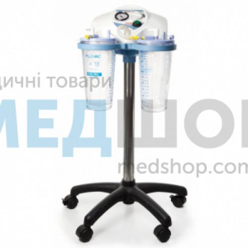 Портативный медицинский аспиратор ASKIR С30 | Отсасыватели хирургические