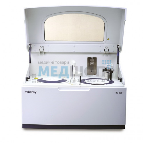 Биохимический автоматический анализатор Mindray BS-200 | Биохимические анализаторы