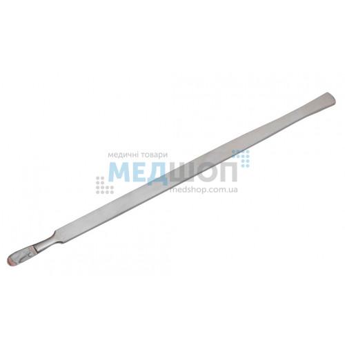 Купить Скальпель для операций в глубоких полостях 24 см - широкий ассортимент в категории Скальпели
