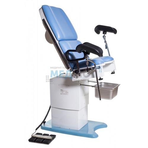 Кресло-стол операционный ЕТ400А (акушерский, электрический) | Кровати для родовспоможения