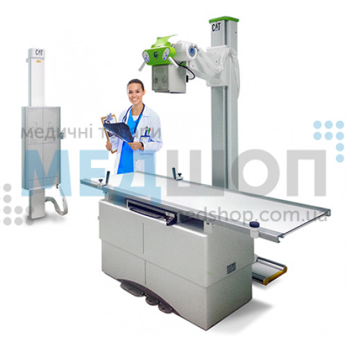 Рентген система на 2 рабочих места CAT medical Aster | Стационарные рентгенсистемы