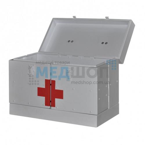 Саквояж алюминиевый для автомобилей скорой помощи УМСП-01