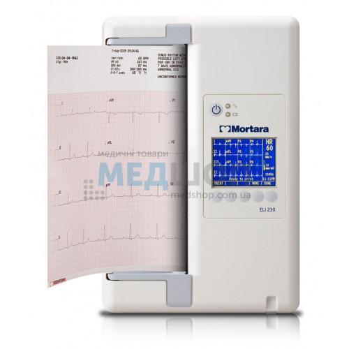 Электрокардиограф Mortara ELI 230 | Электрокардиографы