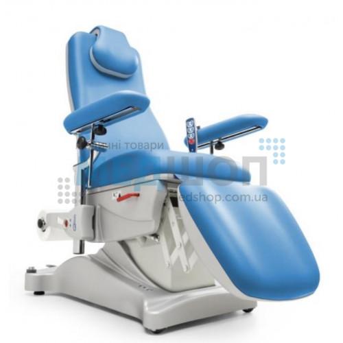 Медицинское кресло донора с электроприводом GivasAP4197 | Кресла медицинские