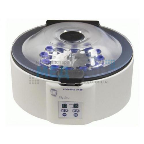 Центрифуга ELMI CM-6M для пробирок объемом 15 мл | Центрифуги медицинские