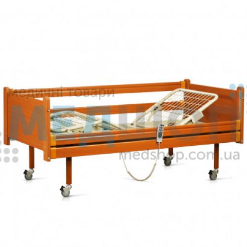 Купить Кровать деревянная функциональная с электроприводом OSD-91Е - широкий ассортимент в категории Медицинские кровати