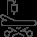Мебель для медицинских кабинетов и больниц