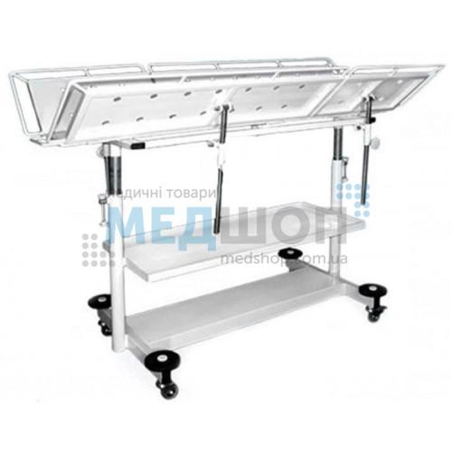 Стол операционный ветеринарный СОВ | Столы медицинские