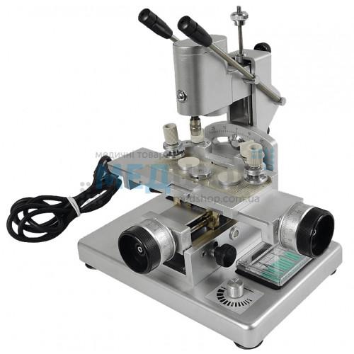 Станок сверлильный ручной | Оборудование для обработки офтальмологических линз