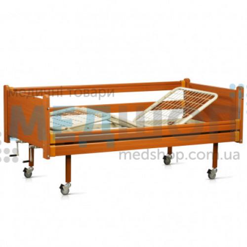Купить Кровать деревянная функциональная трехсекционная OSD-94 - широкий ассортимент в категории Медицинские кровати