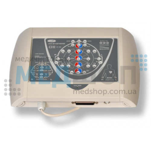 Электроэнцефалограф BRAINTEST 24   Электроэнцефалография