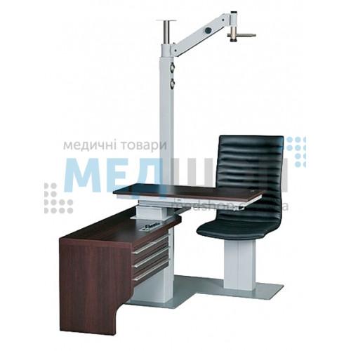 Рабочее место офтальмолога Alpha Master Medinstrus | Рабочие места офтальмолога